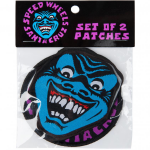 Speed Wheels Shark Patch Santa Cruz